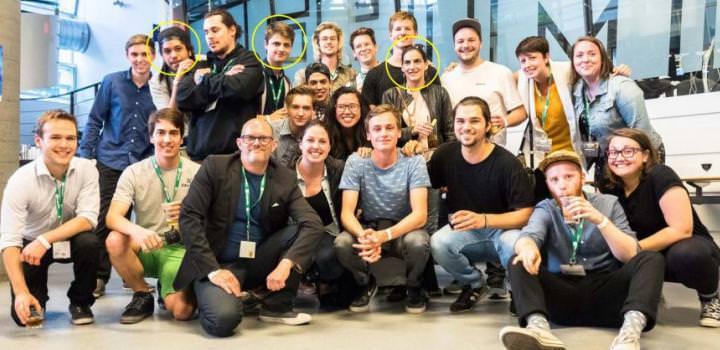 Startup Fuze - Soirée concours et cocktail - Ecole web Bordeaux